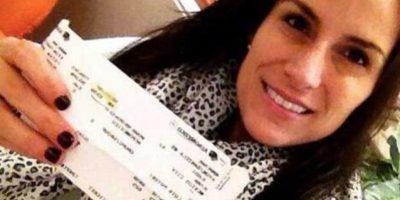 Daniela Ayón, fallecida en avionazo de Germanwings Foto:Especial