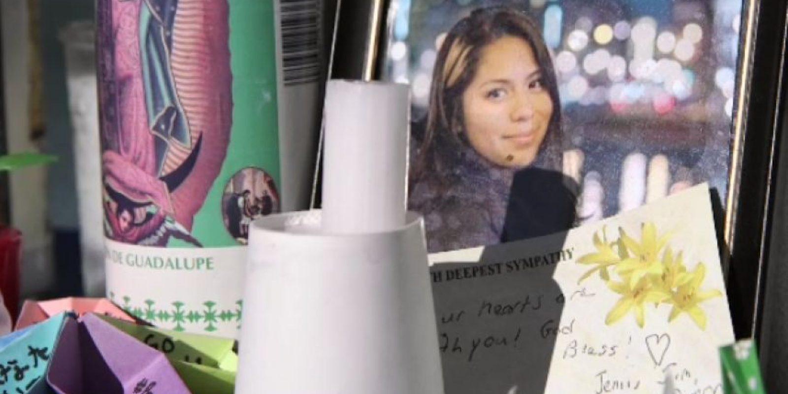 Nohemi González, una de las víctimas de los ataques en París