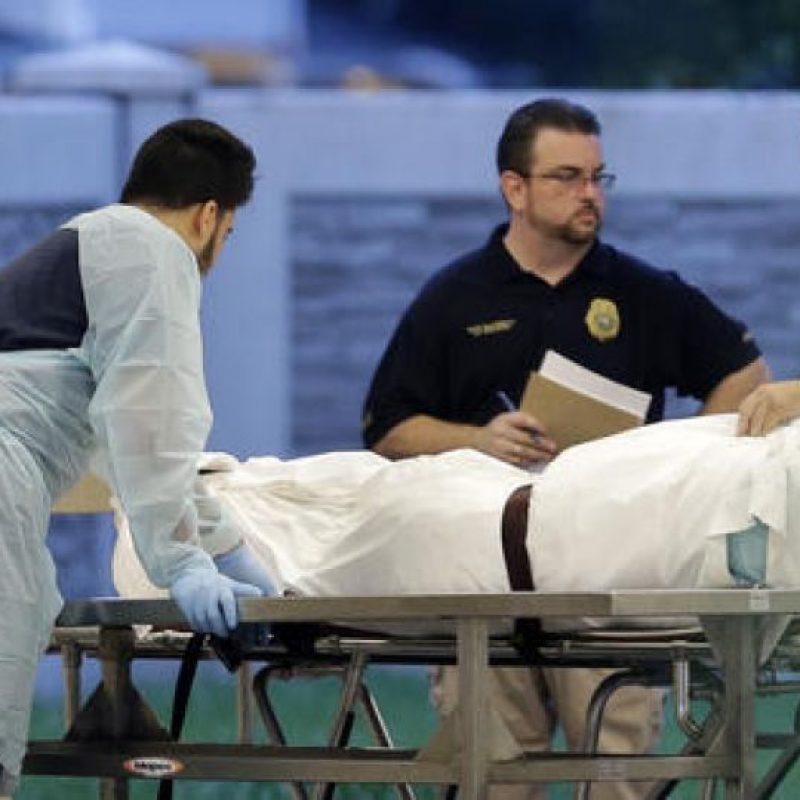 Hasta el domingo, el tiroteo con más víctimas en Estados Unidos era el ataque al Tecnológico de Virginia en 2007, donde un estudiante mató a 32 personas antes de suicidarse. Foto:AP/Archivo