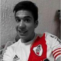 Coque aficionado del futbol Foto:facebook PorlavidadeCoque