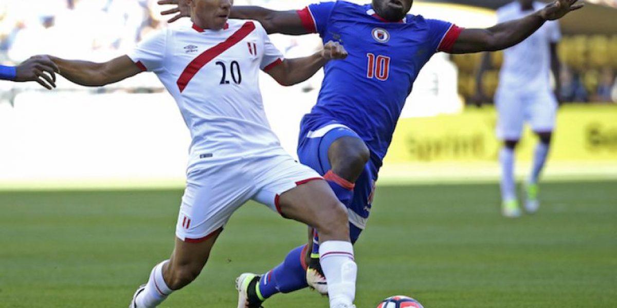 El cuarto refuerzo de América estaría disputando la Copa del Centenario con Perú