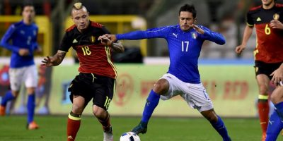 Bélgica vs. Italia Foto: Getty Images