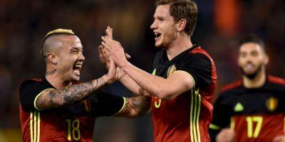 Los belgas se impusieron 3-1 en Bruselas