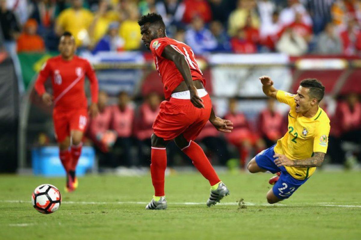 ¡Nuevo fracaso! Brasil pierde ante Perú y queda eliminado de la Copa América Foto:Getty Images