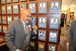 Lupe Pintor ingresa al Salón de la Fama del Boxeo Foto:Marcelino Miguel/CMB