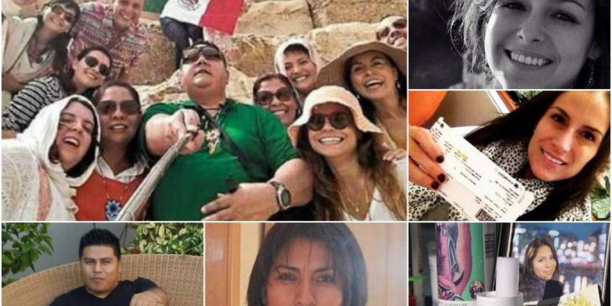 16 mexicanos que murieron violentamente en el extranjero