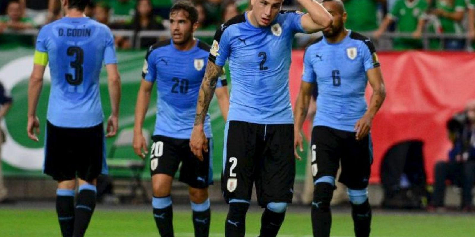 Uruguay vs. Jamaica Foto: Getty Images