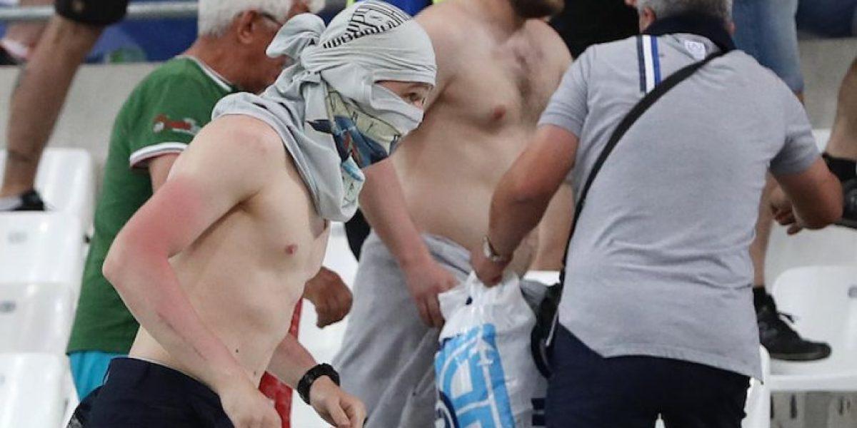 Dos aficionados ingleses irán a la cárcel por disturbios en la Euro