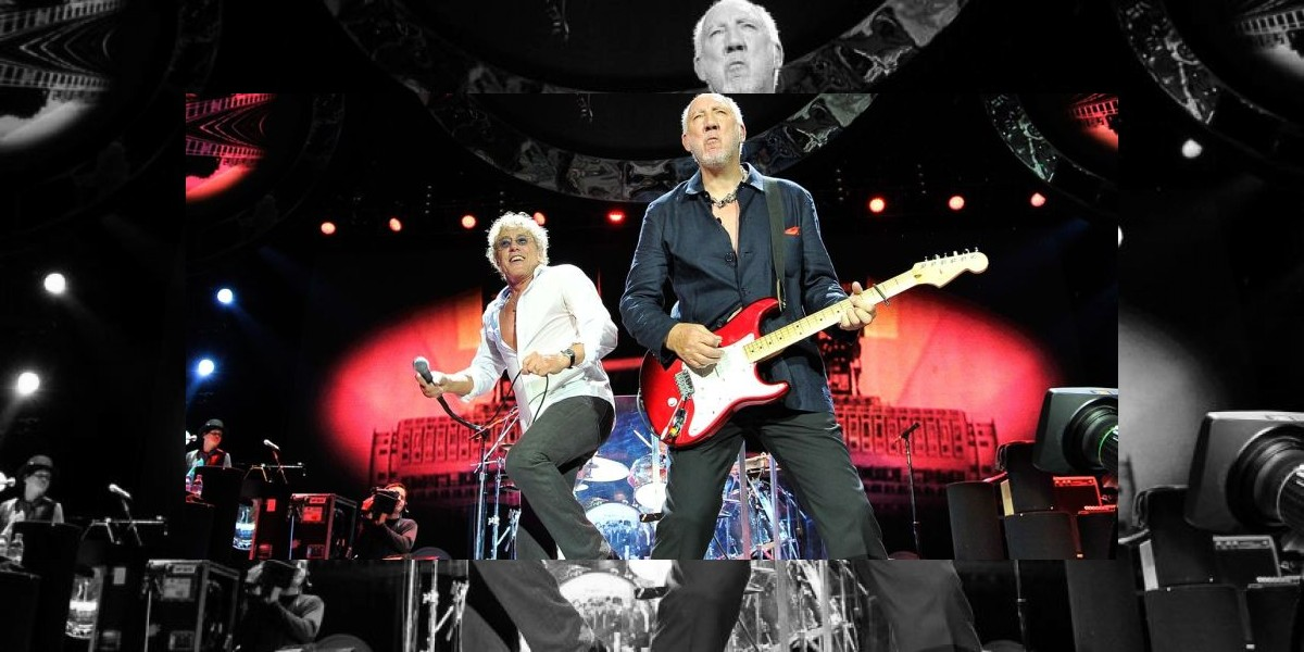 Confirmado: The Who viene a México