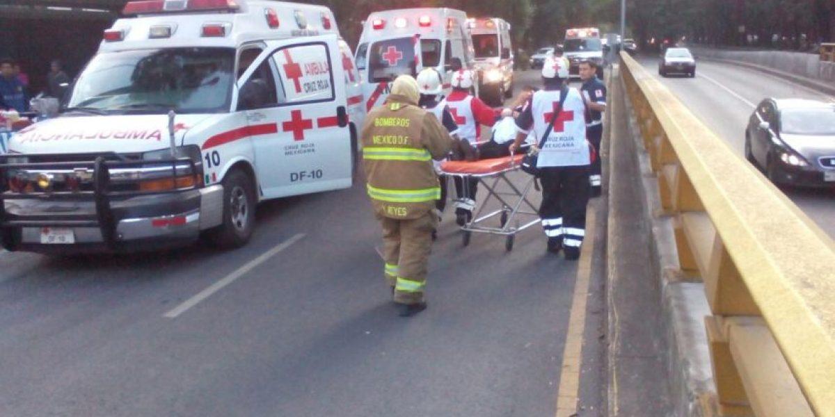 Fuga en Polanco dejó cinco personas intoxicadas
