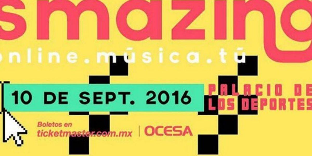 Smazing: el festival creado para la generación Z