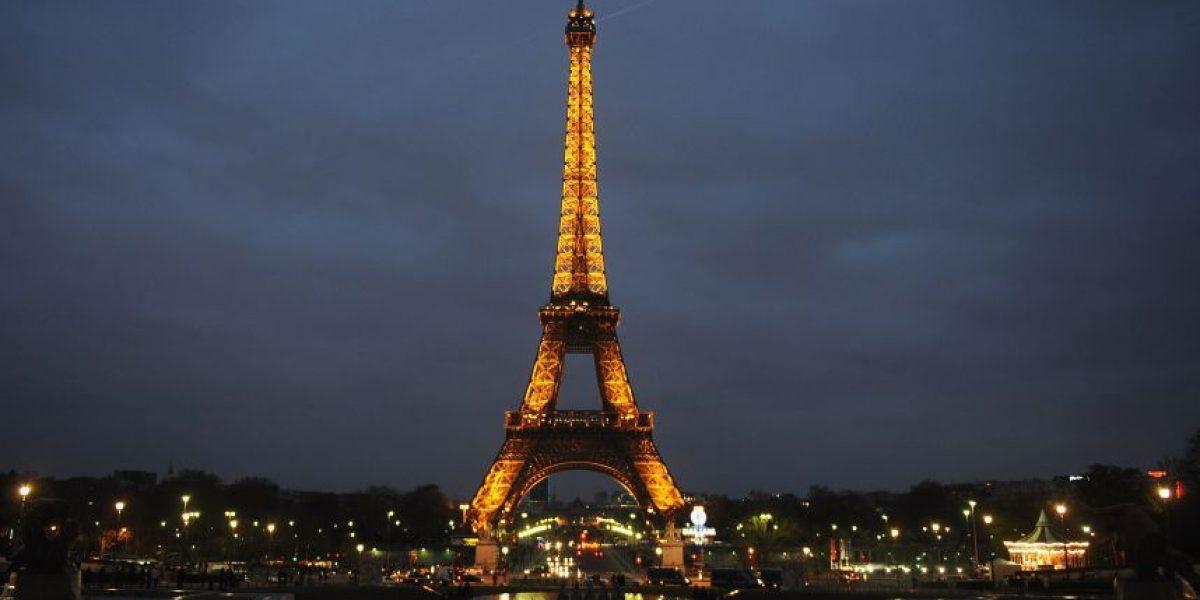 Huelgas en Francia: cierran torre Eiffel
