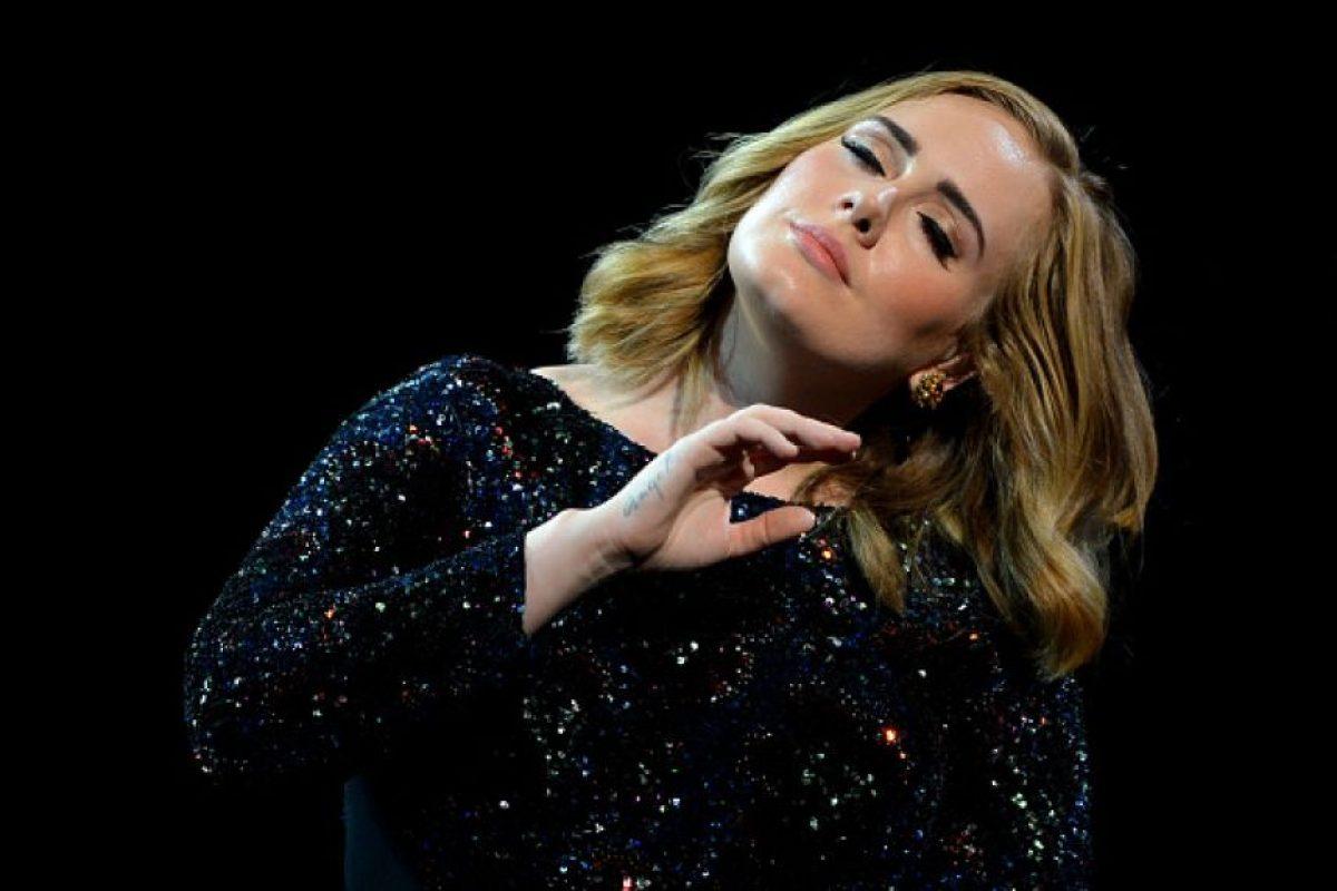 Adele lleva ganados 105 Grammys a lo largo de su carrera. ¿Nadie la quiere? Foto:Gettyimages