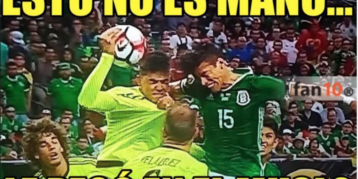 Los mejores memes del México vs. Venezuela