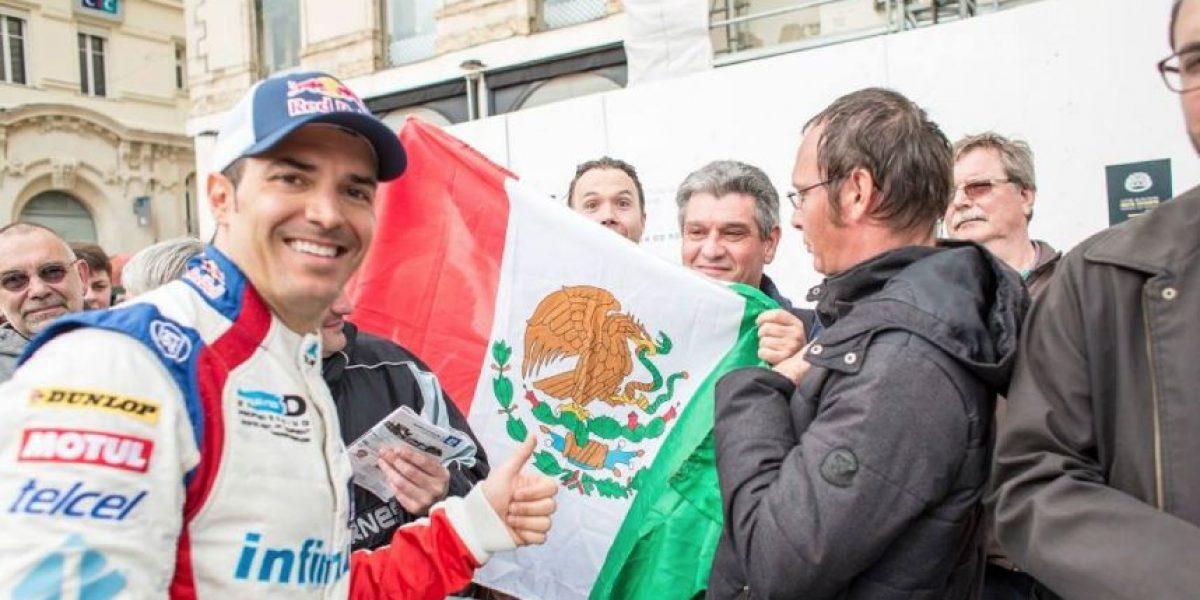 Memo Rojas listo para las 24 horas de Le Mans