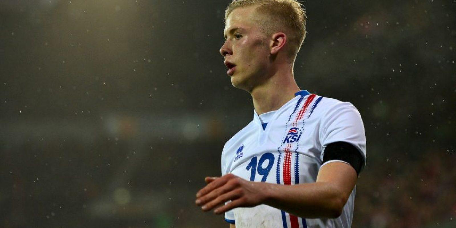 Islandia llega al torneo de selecciones de Europa tras haber clasificado como el tercer mejor tercero y espera ser la gran sorpresa Foto:Getty Images