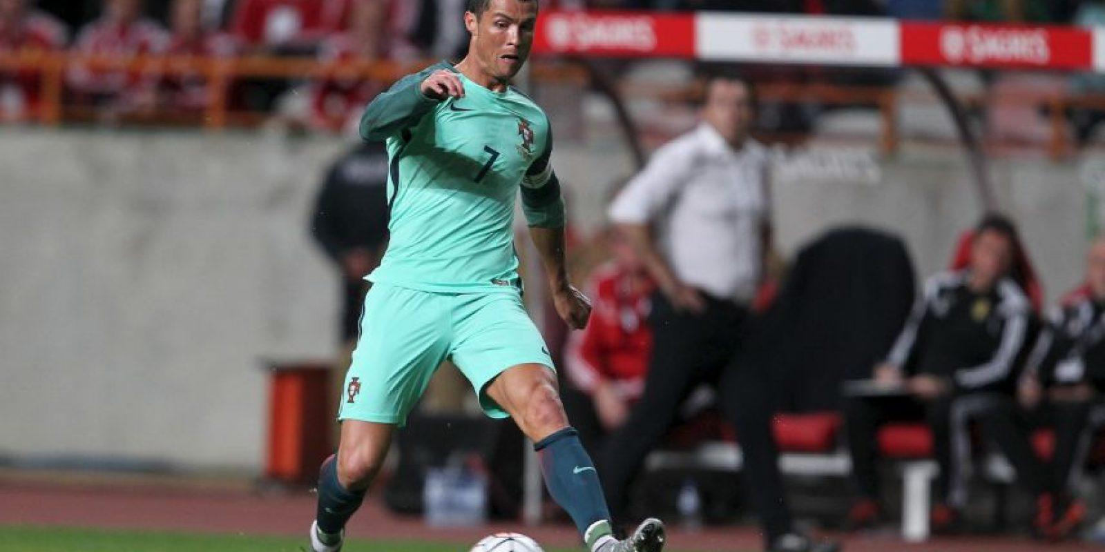 La gran esperanza de Portugal recae en Cristiano Ronaldo Foto:Getty Images
