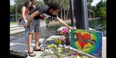 """Protestas han inundado las calles de Estados Unidos tras la masacre registrada en el club gay """"Pulse"""" Foto:AP"""