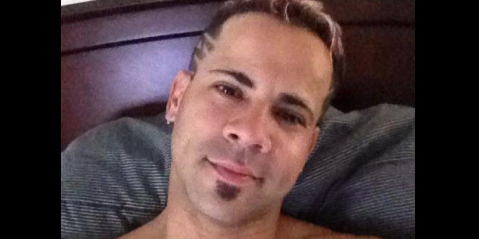 Xavier Emmanuel Serrano Rosado, de 35 años. Foto:Facebook