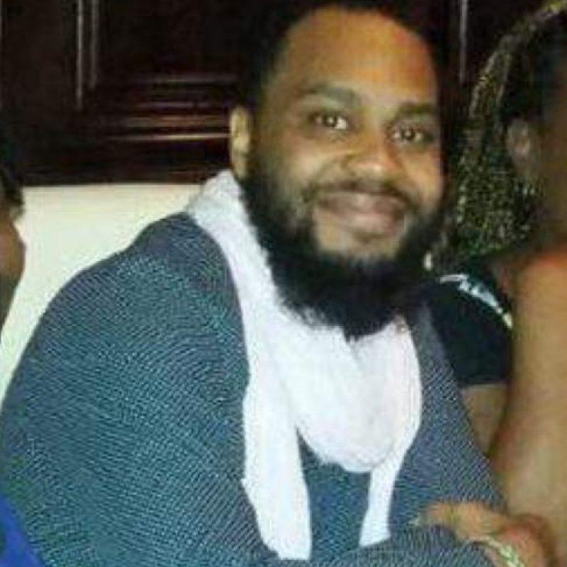 Darryl Roman Burt II, de 29 años. Foto:Facebook