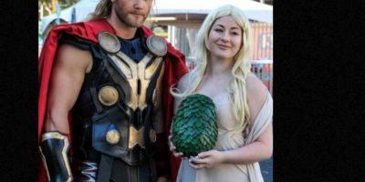 """Andrew Lutomski es """"Thor of Oz"""" Foto:vía Facebook"""