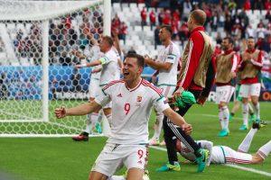 Hungría derrotó a Austria en su debut dentro de la Copa América Foto:Getty Images