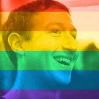 Tras el incidente, el fundador de Facebook, Mark Zuckerberg, escribió en su cuenta personal un contundente mensaje rechazando la violencia. Foto:Facebook