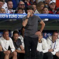 Jugadores de la selección alemana defienden a Joachim Löw Foto:Getty Images