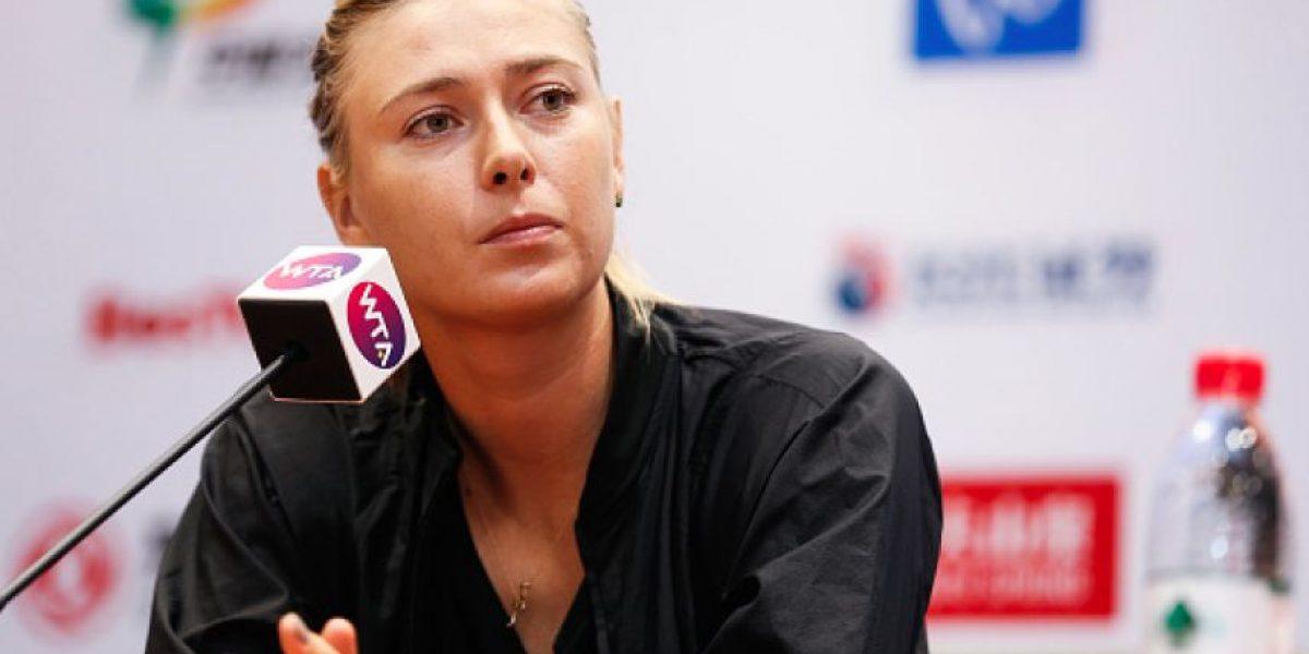 Maria Sharapova busca el perdón apelando castigo de dos años