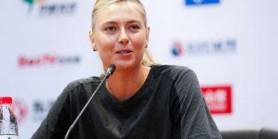 María Sharapova apela sanción de dos años fuera del tenis Foto:Getty Images