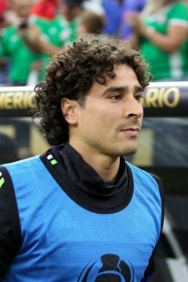 Memo Ochoa está metido en problemas gracias a la Copa América y el Tri Foto:Getty Images
