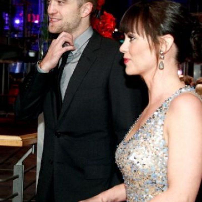 Se dice que ya tuvieron un romance Foto:Getty Images
