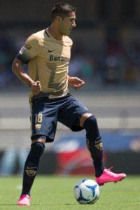 Ismael Sosa regresaría a los Pumas de la UNAM Foto:Getty Images