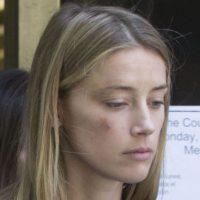 Amber mostró textos donde demuestra violencia por parte de Johnny Foto:Grosby Group