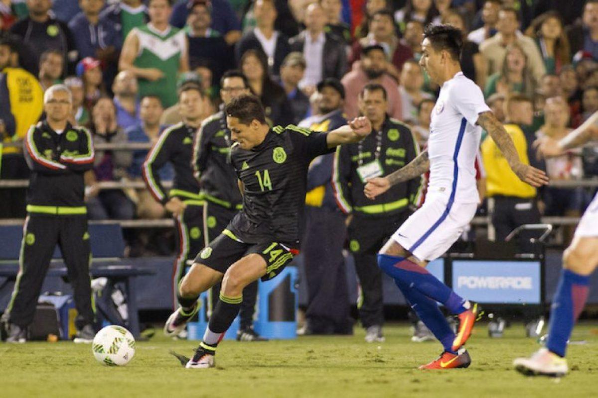 México enfrentará a Chile en cuartos de final de la Copa América Foto:Mexsport