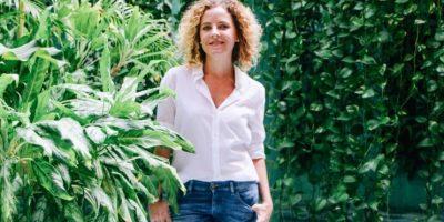 Paula Chaurand directora y fundadora del festival Foto:Cortesía