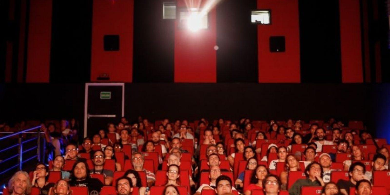 Las proyecciones se llevarán a cabo en diversas salas de cine Foto:Cortesía