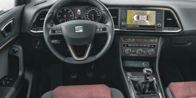Su volante multifunción es un valoragregado Foto:Seat