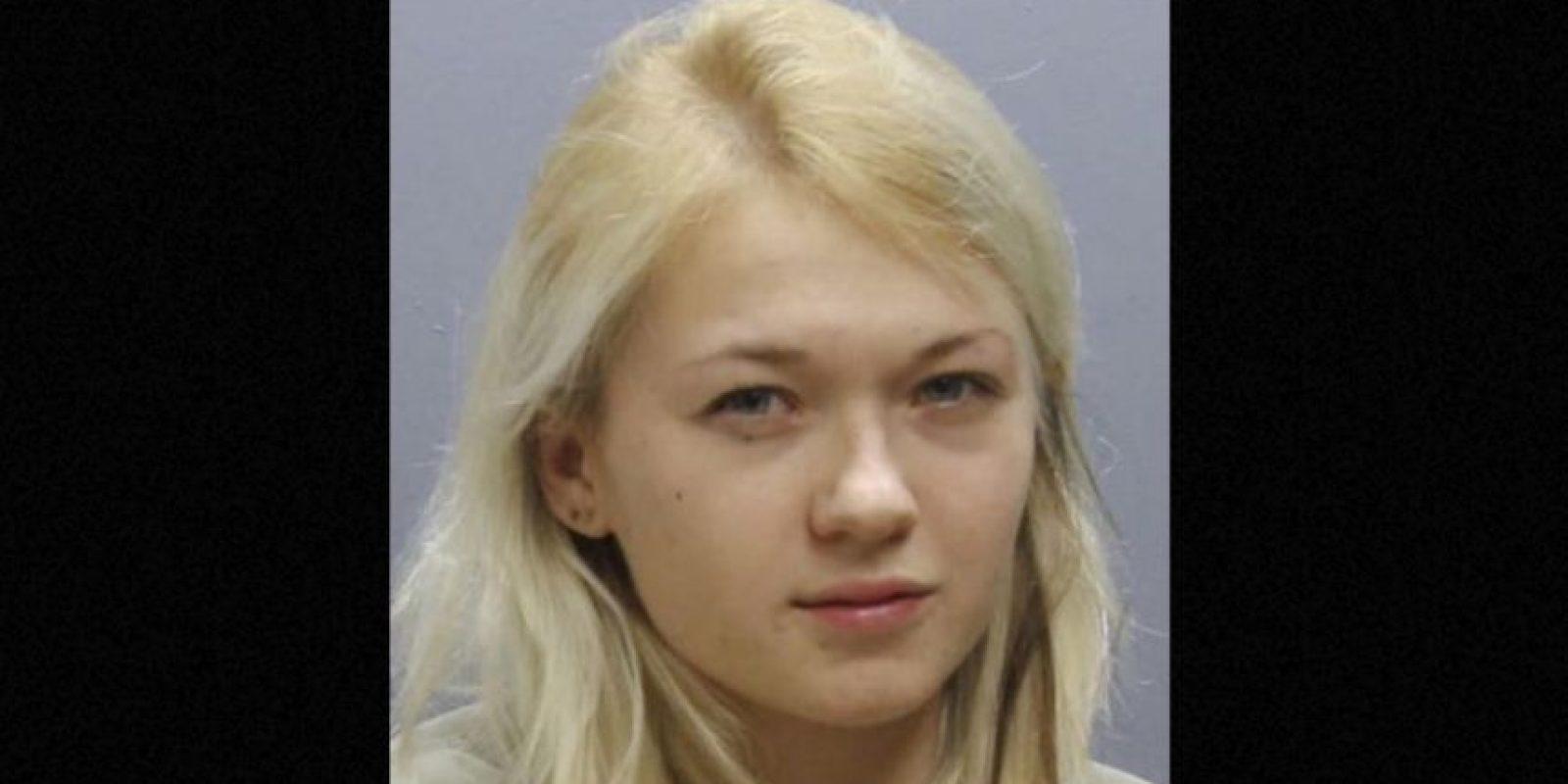 Marina Lonina, de 18 años, Foto:AP