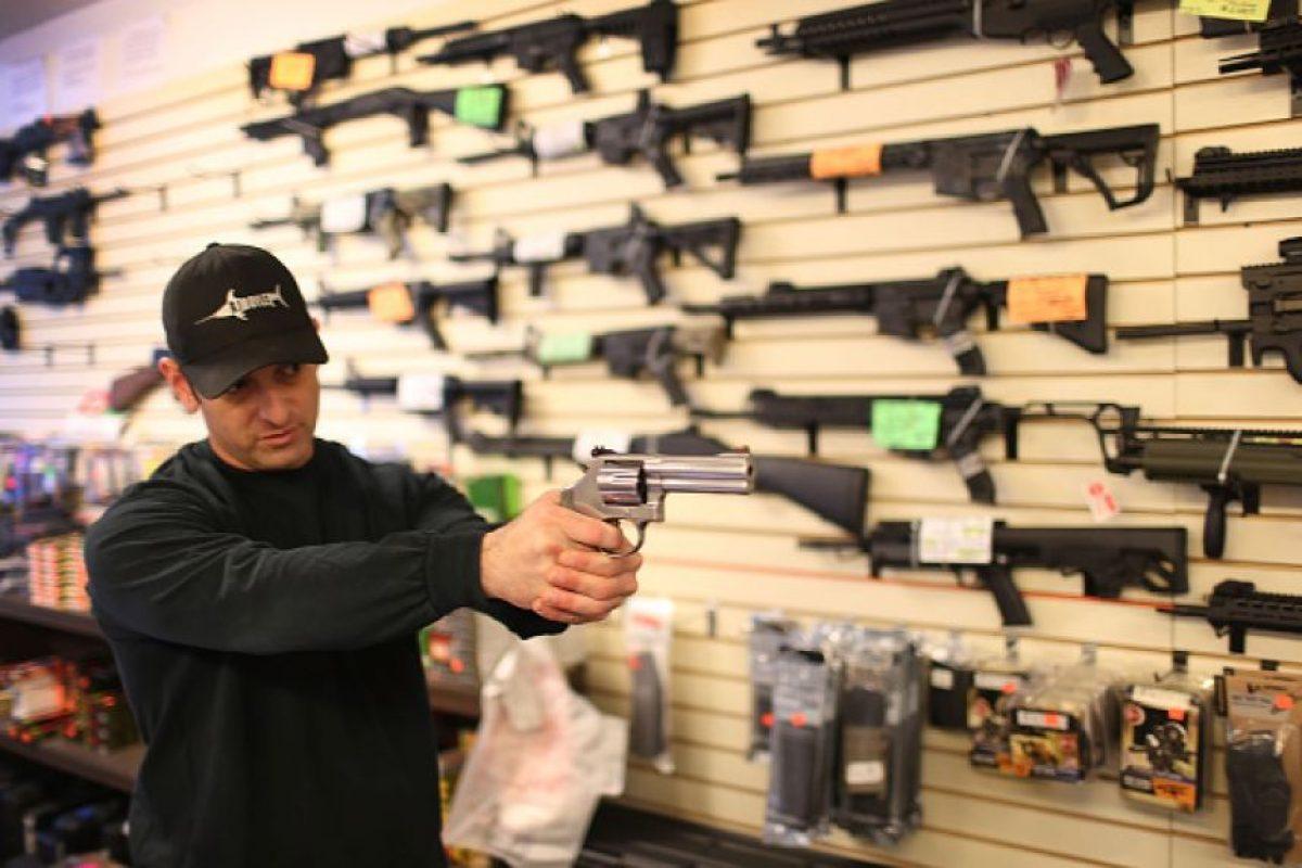 Cada vez son más frecuentes los tiroteos masivos Foto:Getty Images