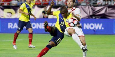 Ecuador, a diferencia de Estados Unidos, llega invicto a los cuartos de final tras empatar con Brasil y Perú y vencer a Haití Foto:Getty Images