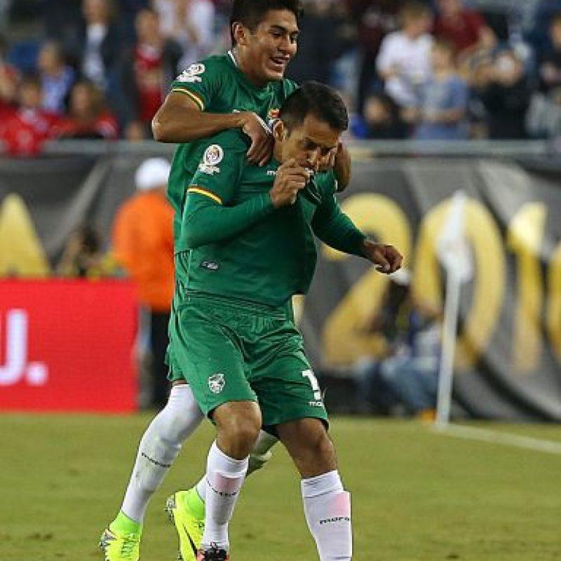 En tanto, Bolivia espera despedirse de la Copa América Centenario y sacar, al menos, un punto en el Grupo D Foto:Getty Images