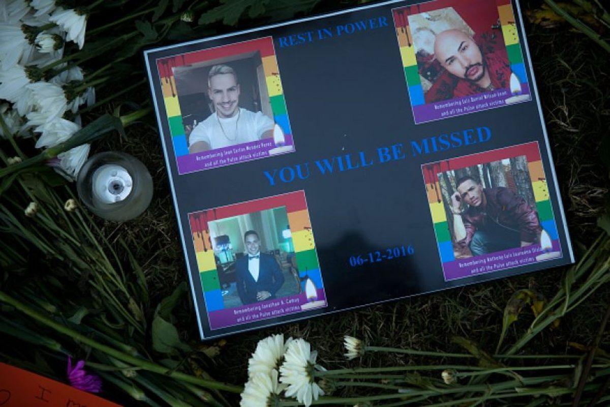 Se siguen recordando a las víctimas. Foto:Getty Images