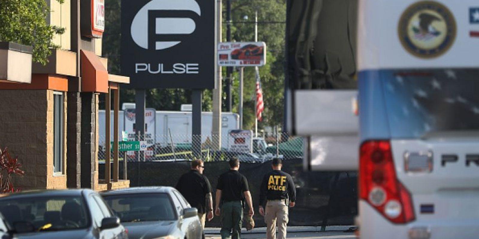 El bar Pulse fue el escenario de la peor matanza en la historia de Estados Unidos Foto:Getty Images