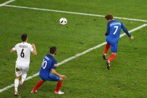 Francia batalló pero se impuso a Albania y clasifica a octavos Foto:Getty Images