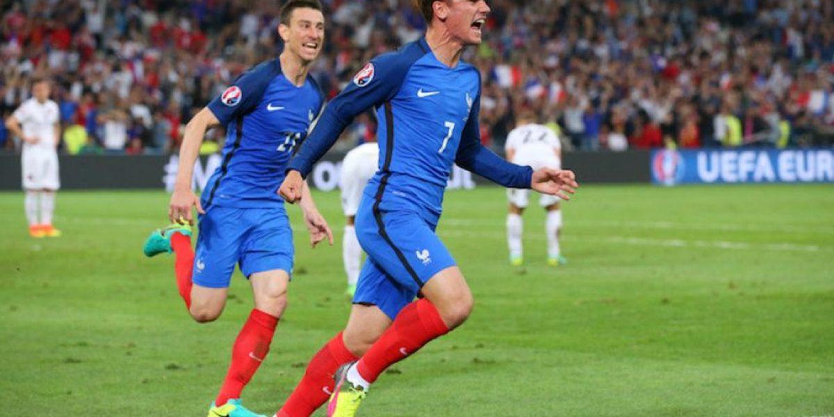 Francia batalló pero se impuso a Albania y clasificó a octavos