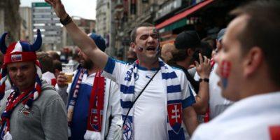 Canciller ruso reclama detención de aficionados violentos en Eurocopa Foto:Getty Images