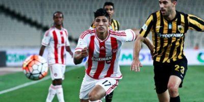Alan Pulido viajará a Grecia y no jugará con Chivas Foto:Getty Images
