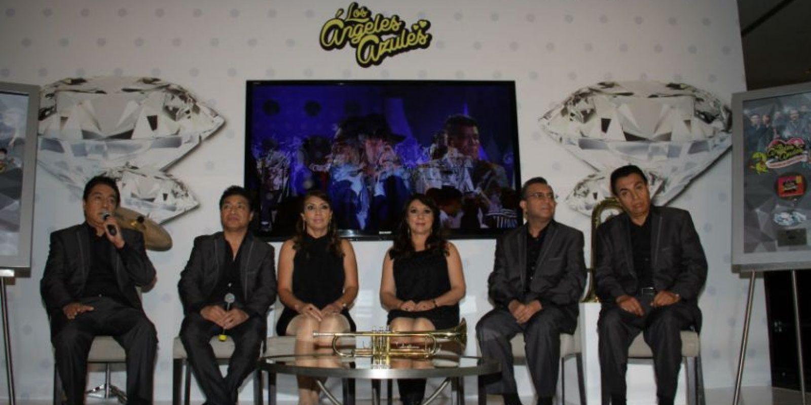 Lograron vender más de 600 mil copias de su producción musical por lo que ganaron el doble disco de Diamante. Foto:Cuartoscuro