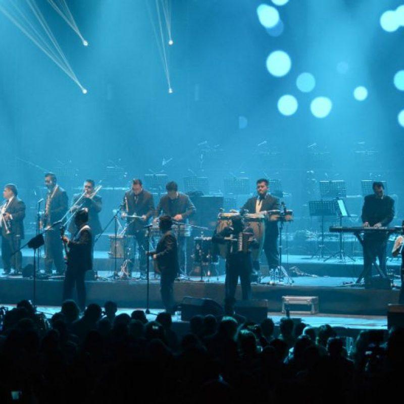 Los Ángeles Azules es el primer grupo de cumbia en lograr que MTV transmita sus videoclips. Foto:Cuartoscuro
